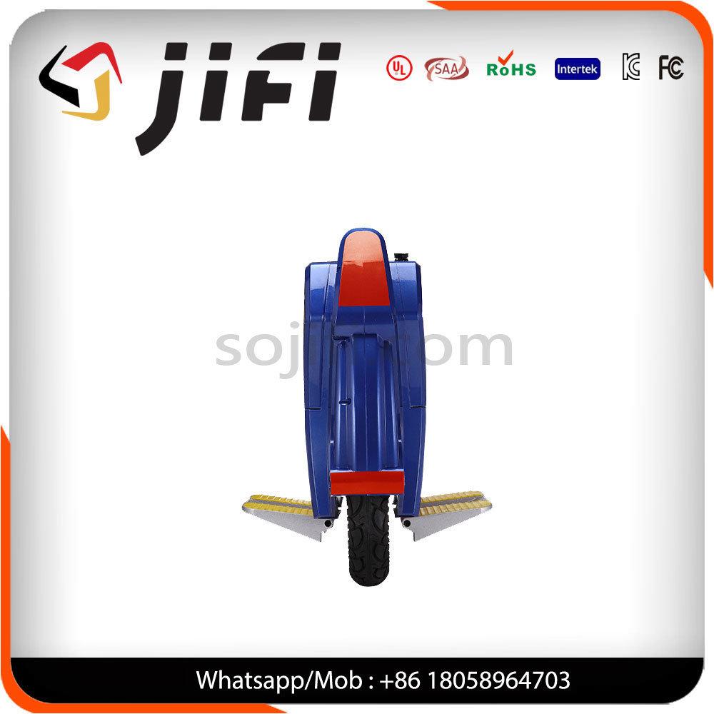 16 Inch Pneumatic Self Balancing Scooter Twin Wheel Electric Unicycle