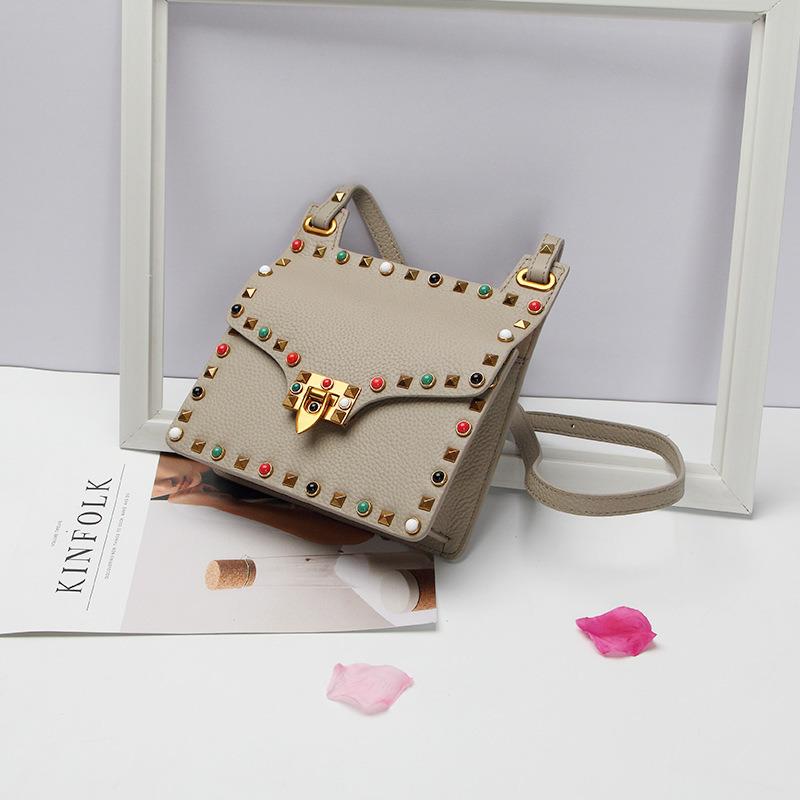Al90042. Shoulder Bag Handbag Vintage Cow Leather Bag Handbags Ladies Bag Designer Handbags Fashion Bags Women Bag