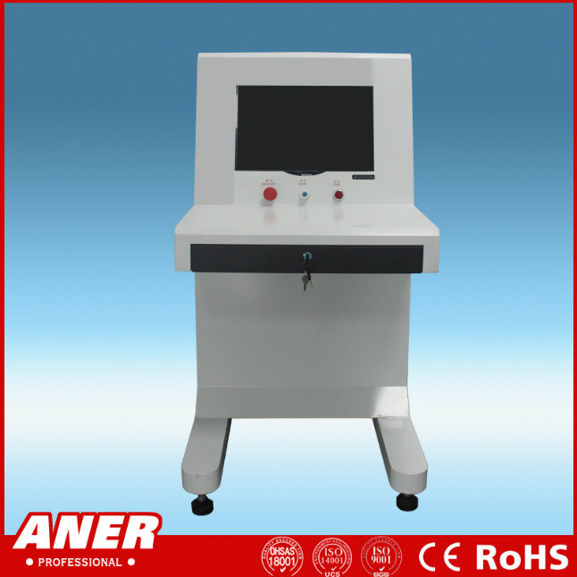 K6550 Parcel Inspection High Sensitivity Station X Ray Baggage Scanner