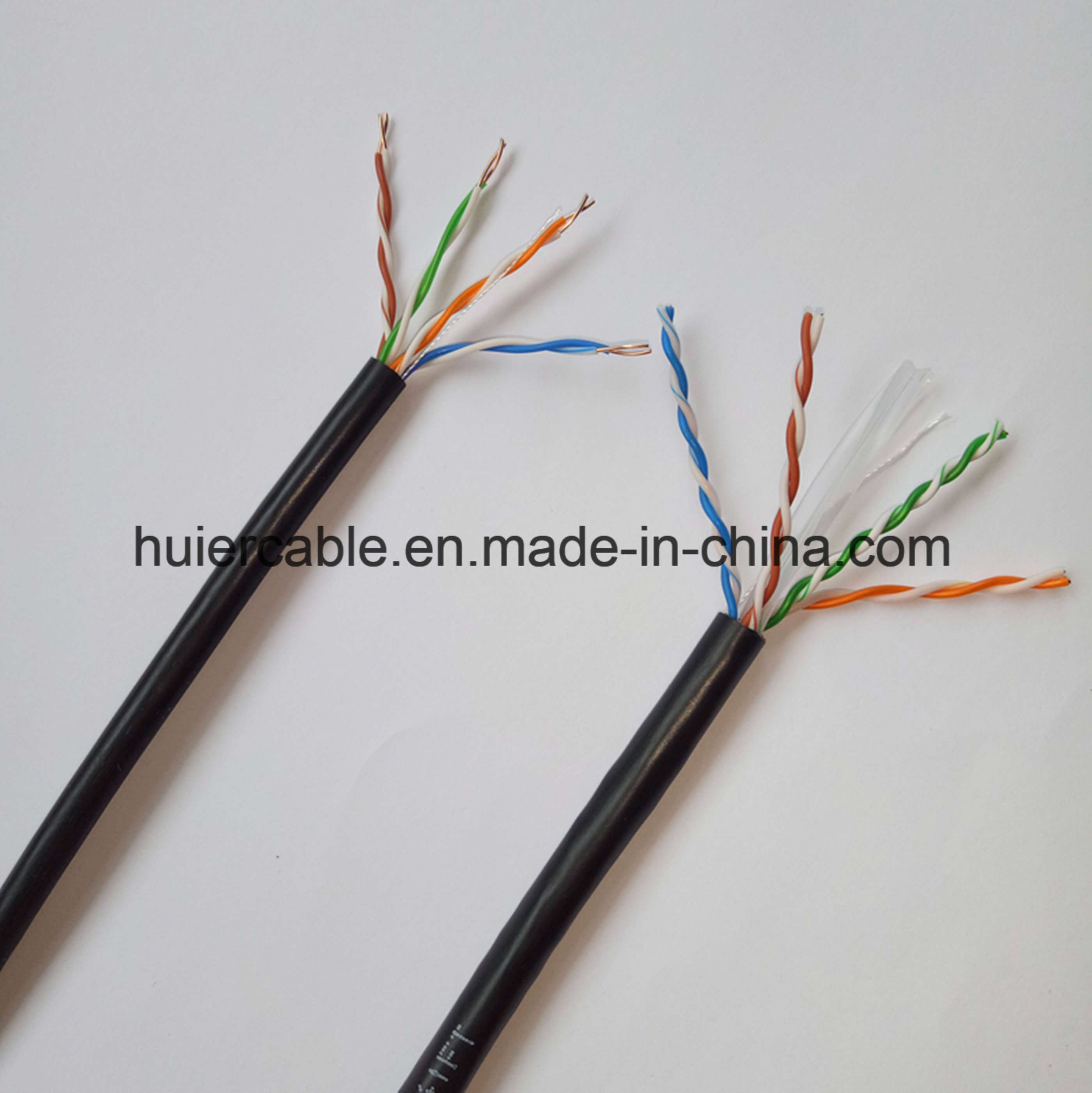 Ethernet Network LAN CAT6 Cat5e Cable (Fluke Pass/ETL)