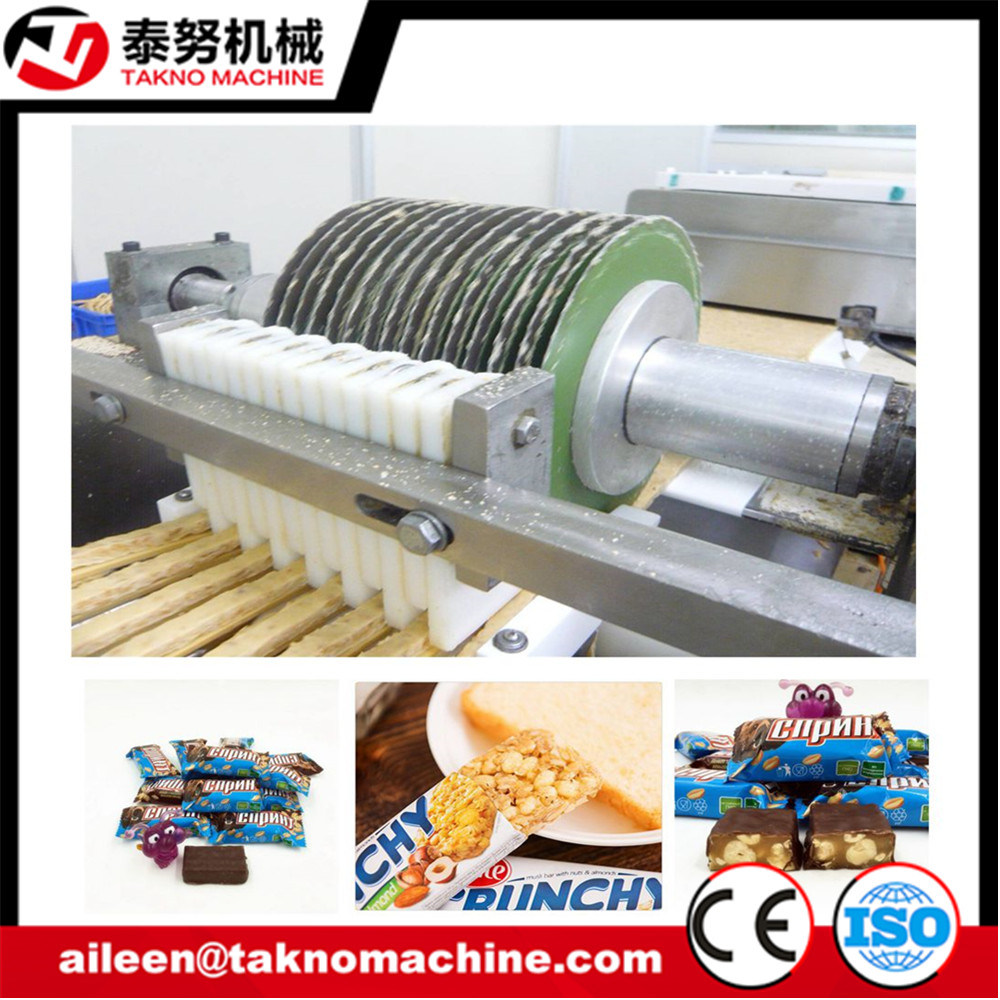 Tn Automatic Snickers Making Machine