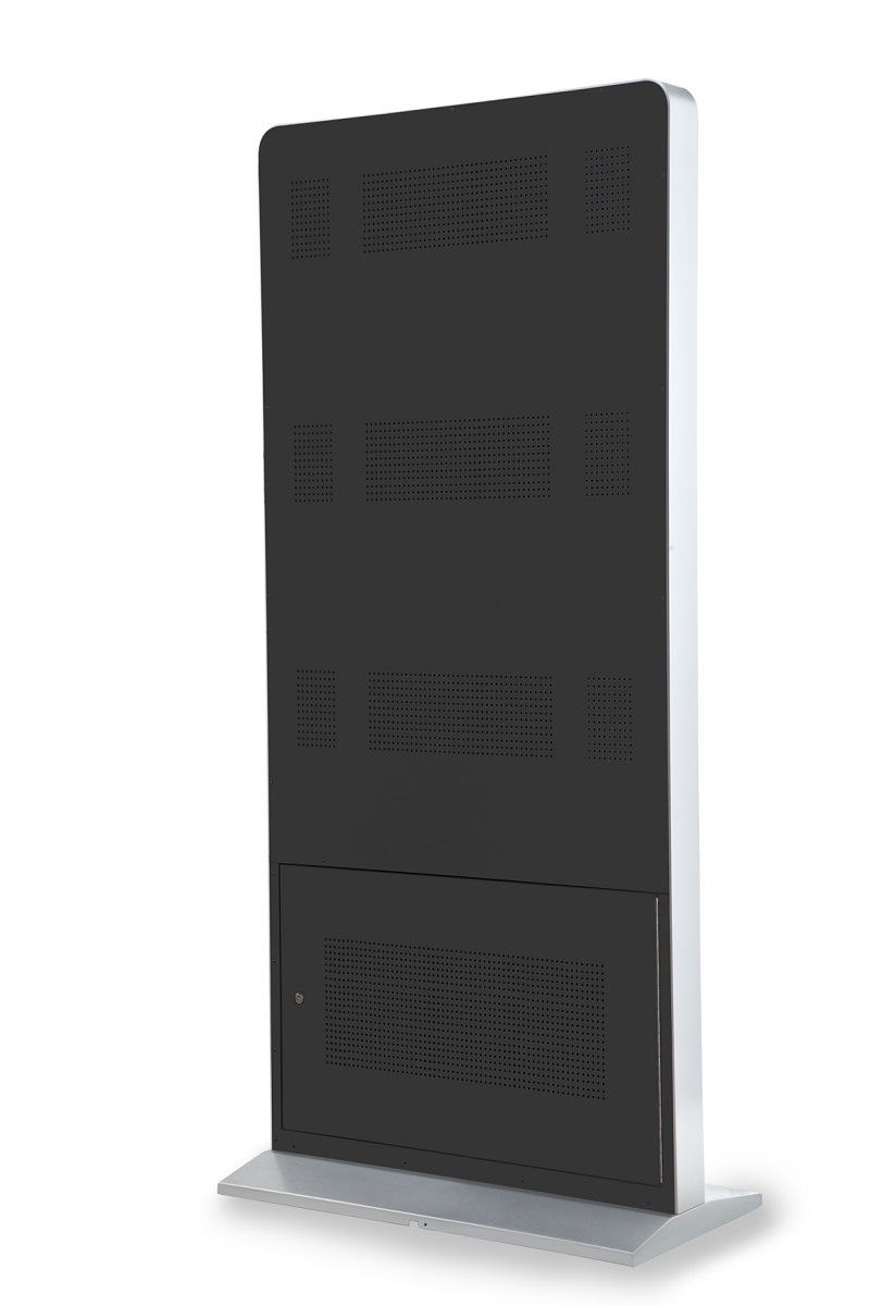 43inch Commercial Touch Screen Digital Signage Kiosk