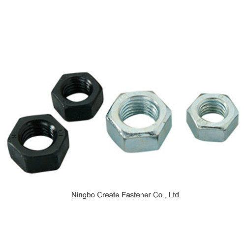 Hex Nuts for DIN934/ISO4032/SAE J995/DIN555/Uni5587
