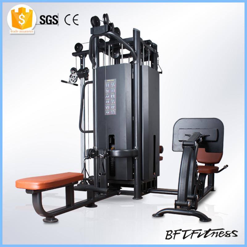Fitness Equipment Multi Machine with Biceps and Hotirzontal Pully Bft-3082/Sports Fitness Equipment China Multi Gym Equipment Wholesales Price