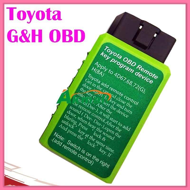 G&H OBD Remote Key Programmer for Toyota