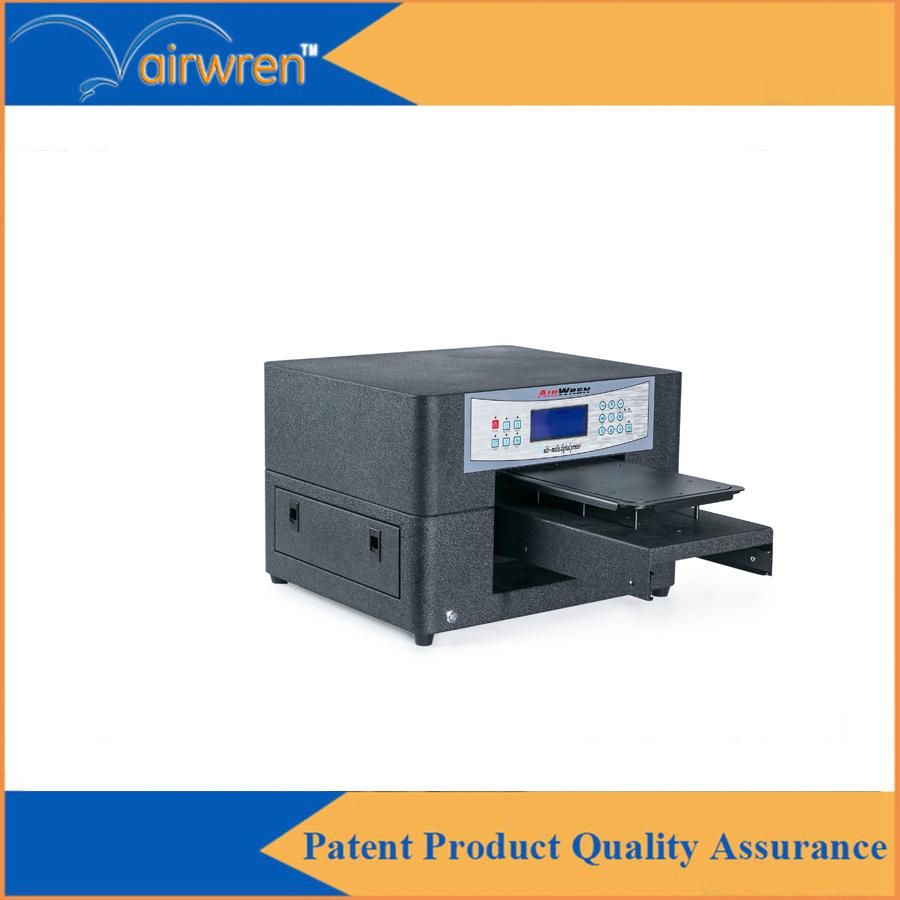 DTG T-Shirt Printer Multicolor Canvas Digital Printing Machine