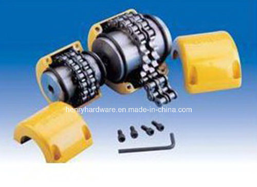 Various Chain Couplings with ISO9001 Certificate for Shaft Coupling