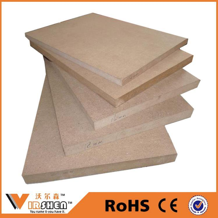 Melamine Laminated MDF Board for Decoration