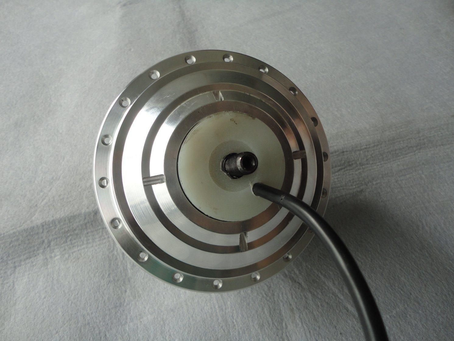 5kw Brushless Gearless Electric Bike Motor Hub Motor