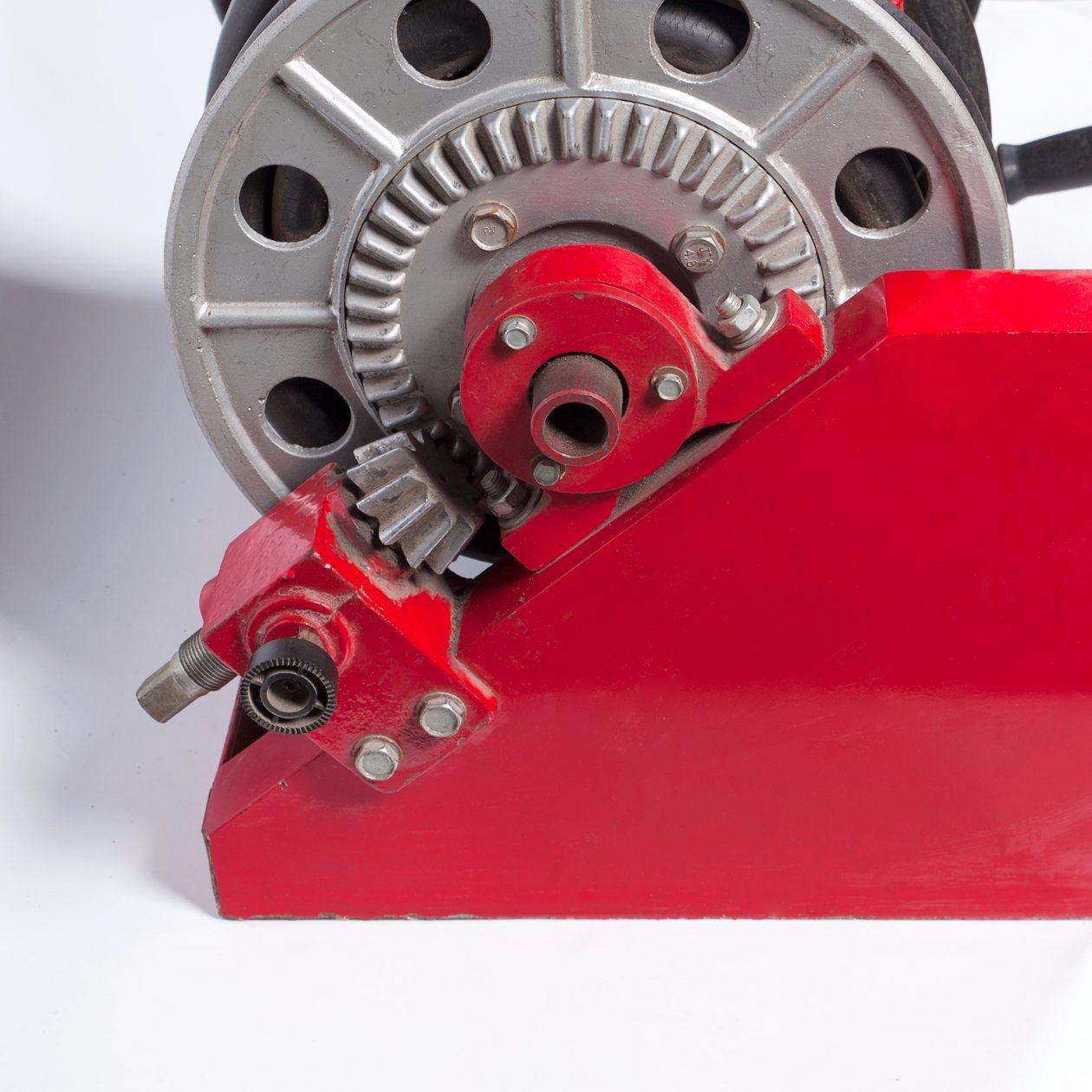 Steel Fire Hose Reel Gear for Fire Truck