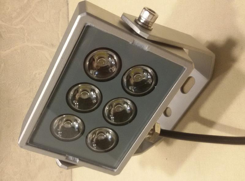 High Power LED Low Voltage Deck Spot Light for Garden