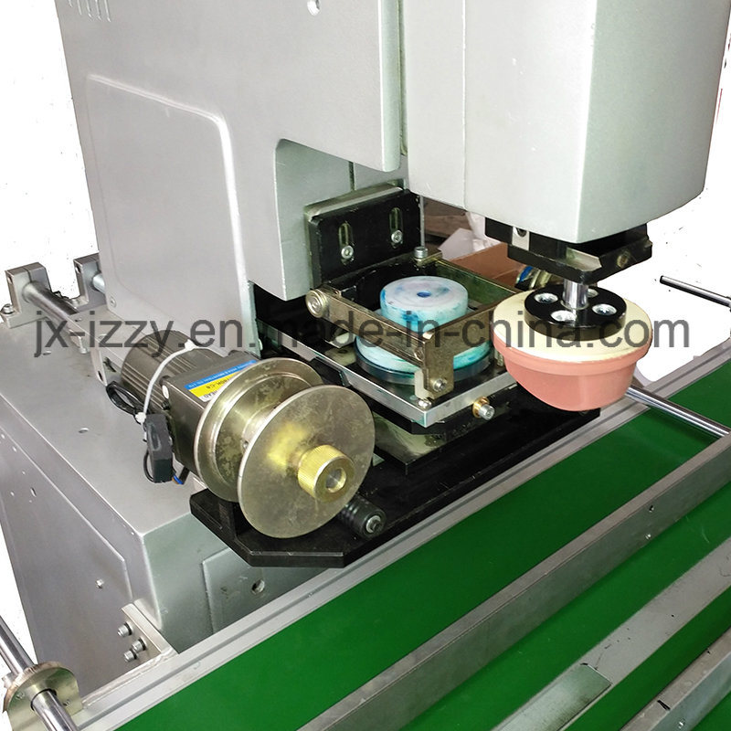 Electric Watch Dial Pad Printing Machine