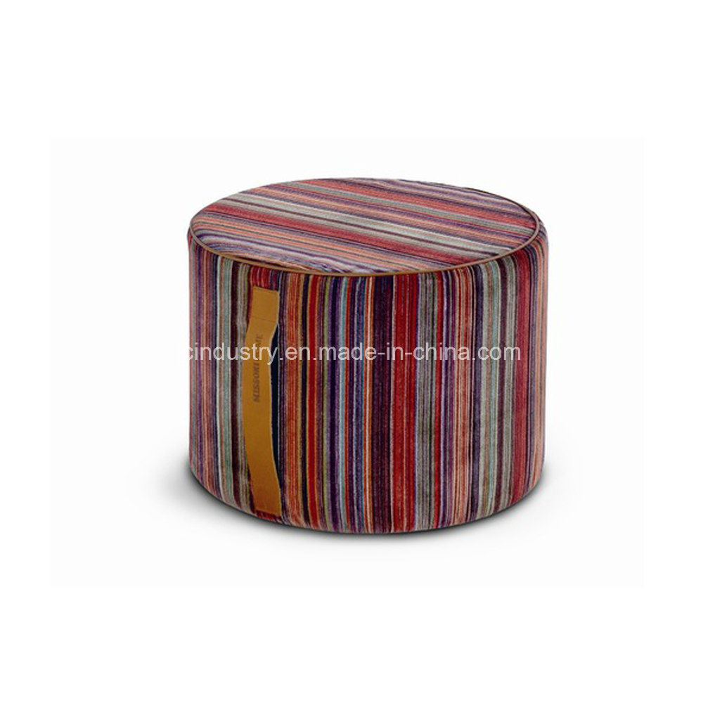 Logo Printing Foam Cube Chair