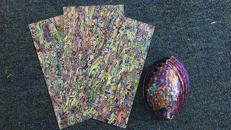 AAA Gradenew Zealand Abalone Shell Sheet/Shell Paper