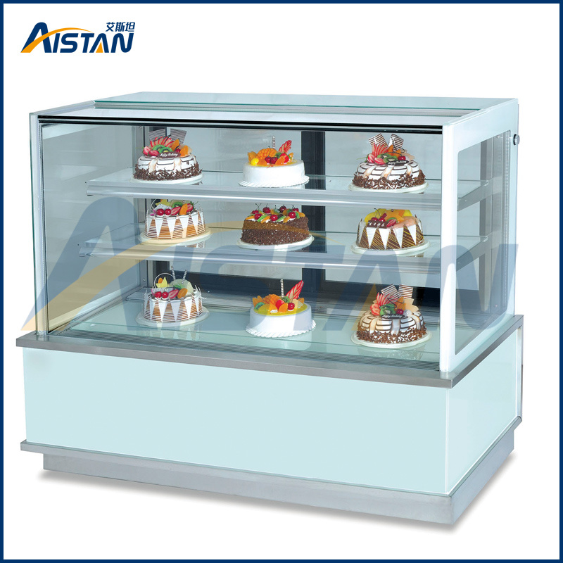 Cc1500 Stainless Steel Cake Showcase /Cake Display Showcase/Commercial Display Cake Refrigerator Showcase