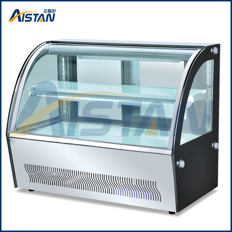 Cc1500 Stainless Steel Cake Showcase /Cake Display Showcase/Commercial Display Cake Refrigerator Showcase