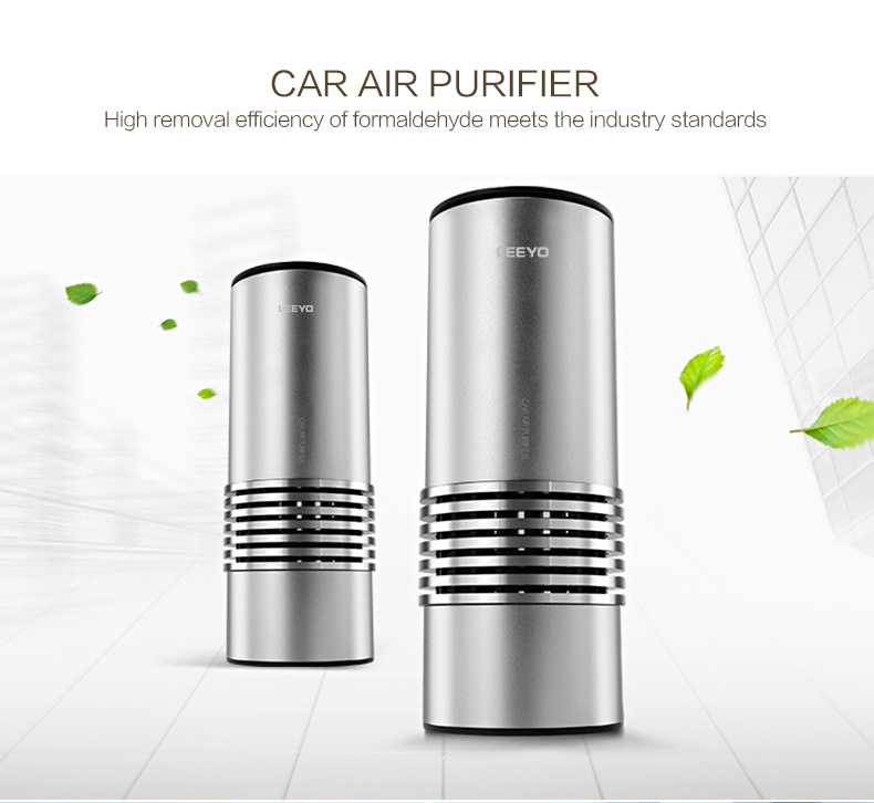 Portable HEPA Filter Car Purifier