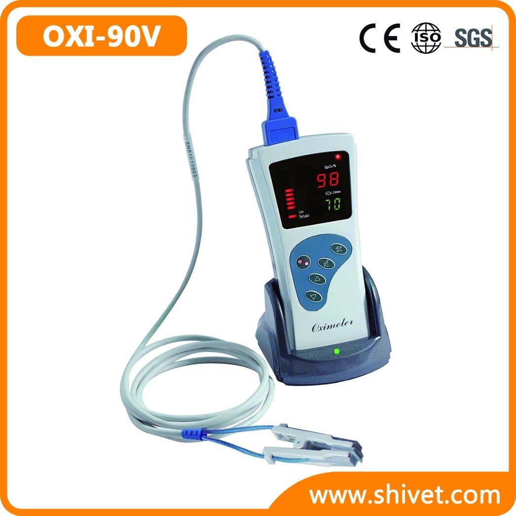 Portable Veterinary Pulse Oximeter (OXI-90V)