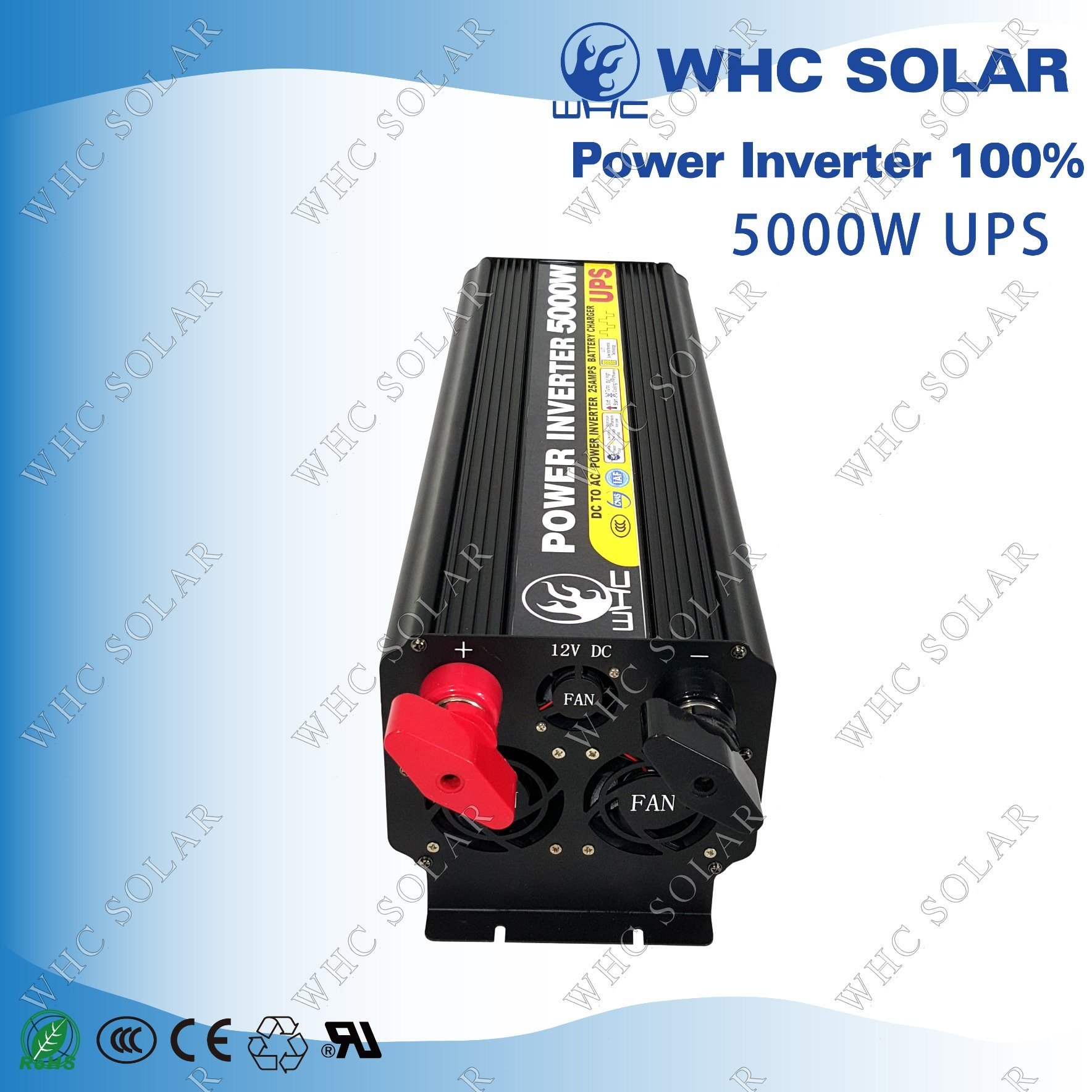 High Frequency Low Consumption UPS Power Inverter