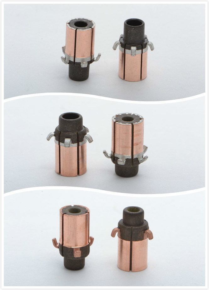 Best-Selling Commutator for DC Motor with Car Motor Parts (5 hooks ID 2.3mm OD 6.1mm)