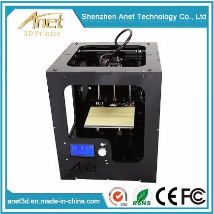 Anet DIY Portable 3D Printer Kit Desktop 3D Printer 3D Printer up! with Bas/PLA Filament