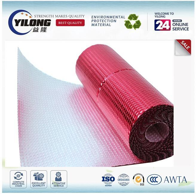 Aluminum Laminated Bubble Roof Insulation Material