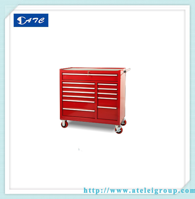 10-Drawer Tool Cabinet