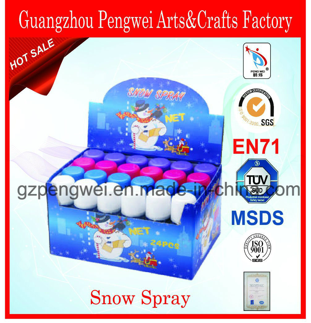 250ml Aerosol Joker Snow Spray