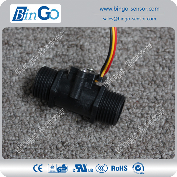 Plastic Piston Type Flow Switch