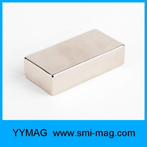 Permanent NdFeB Neo Cube Neodymium Block Magnets