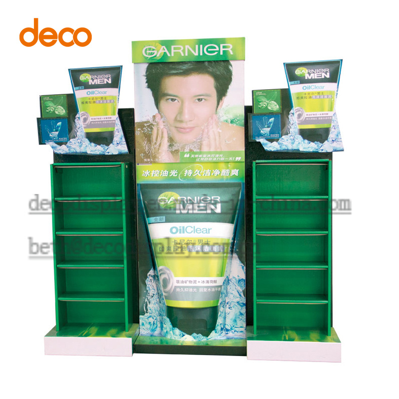 Customized Pop Stand Pallet Display Retail Dunp Bins