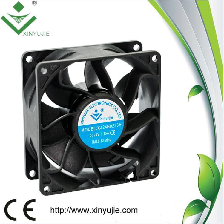 Xj12b9238 High Powerful High Air Flow Cabnet DC Cooling Fan