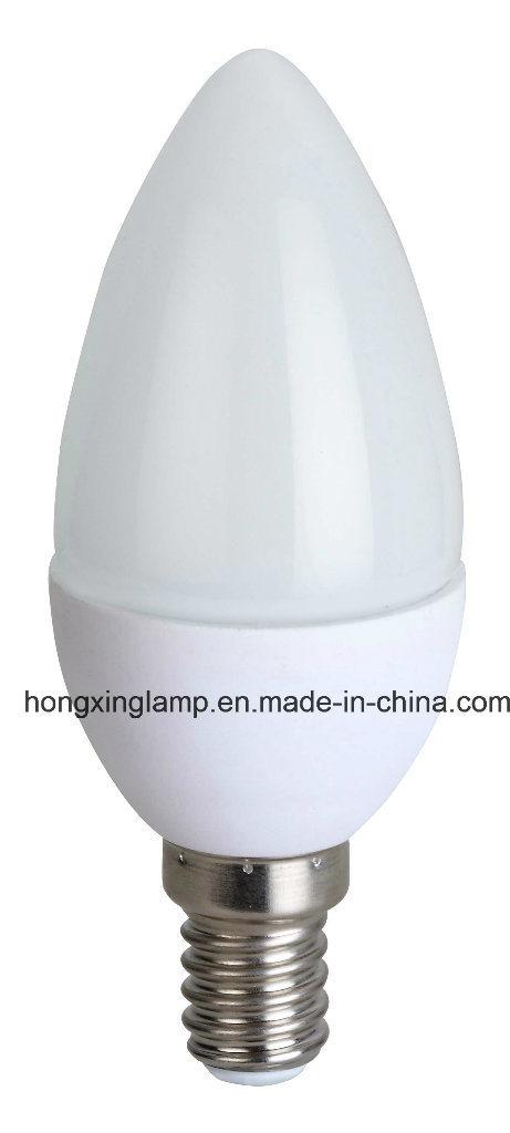 LED Bulb C37 LED Candle Bulb