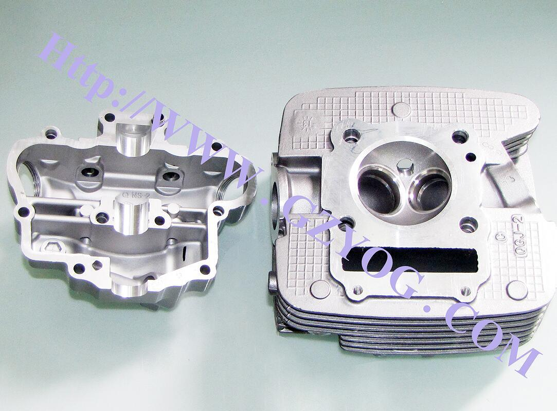 Yog Motorcycle Part Cylinder Head for Xf-200gy; Cabeza De Cilindro Paraxf-200gy
