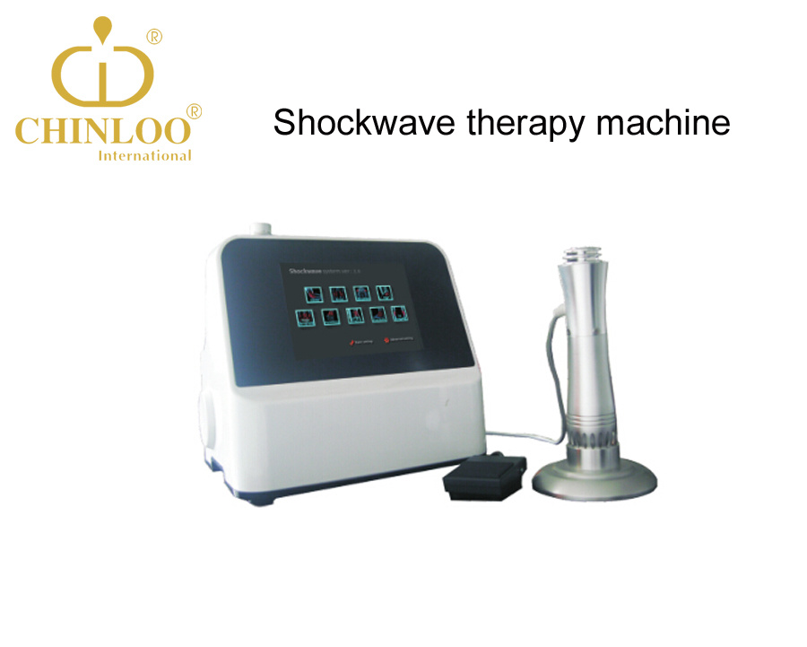 2016 at Home Extracorporeal Shock Wave Therapy Acoustic Shock Absorber Wave Equipment
