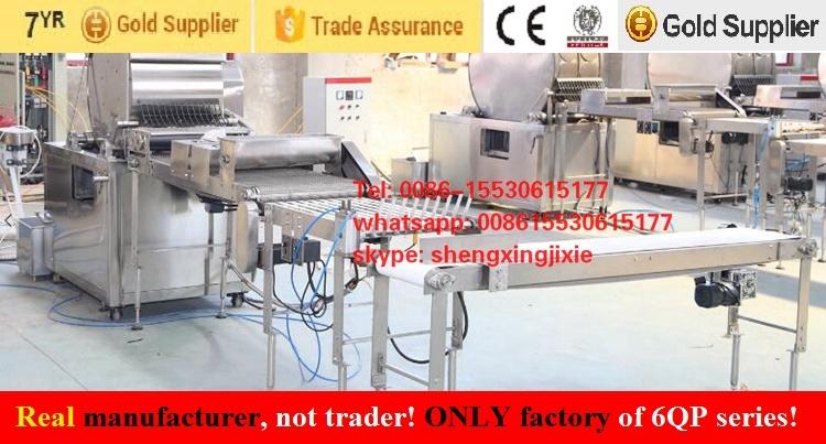 Auto Injera Machine/ Injera Making Machine/Injera Machine/Crepe Machinery/Ethiopia Injera Production Line