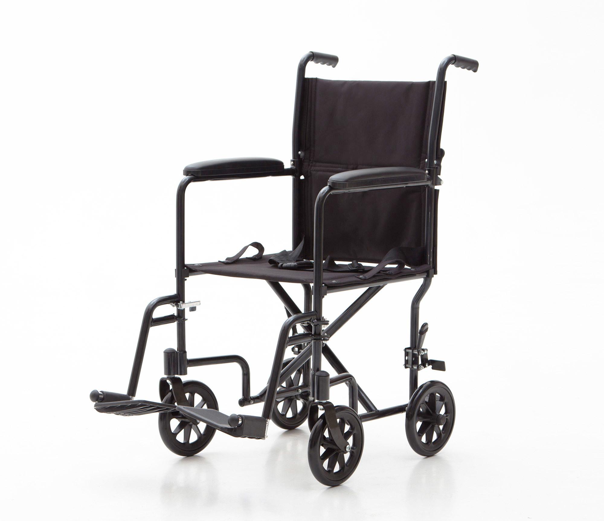China Manual Wheelchair Aluminum Wheelchair Steel Wheelchair