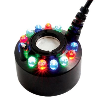 Ultrasonic Mist Maker Fogger 12-LED (HL-MMS005)