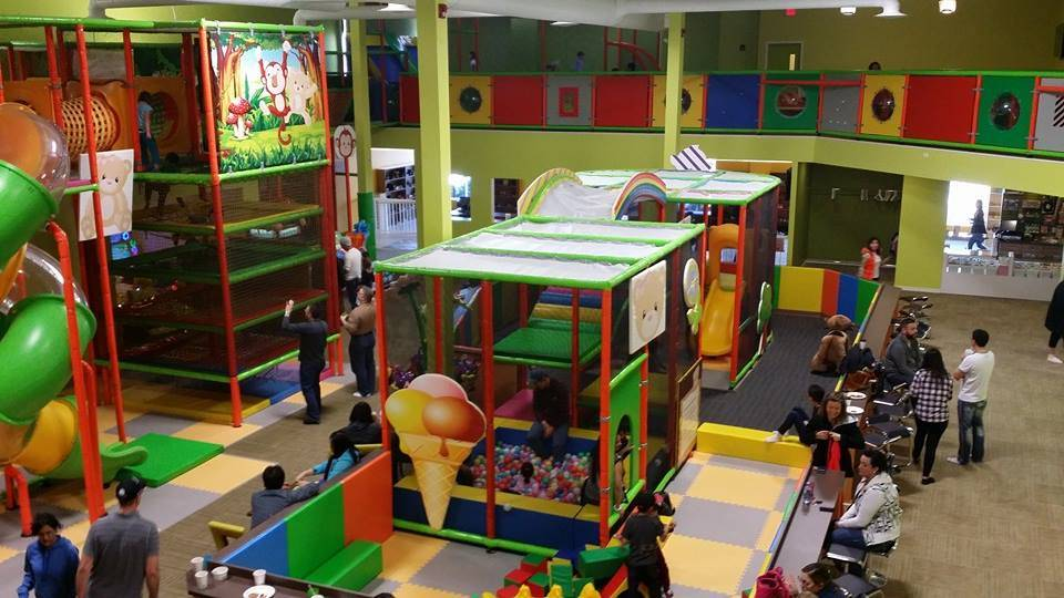 2016 Unique Design of Indoor Playground Equipment for Kids