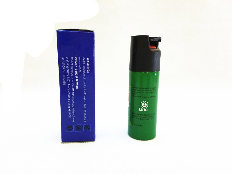Guard Oc Spray High Quality Pepper Spray 60ml