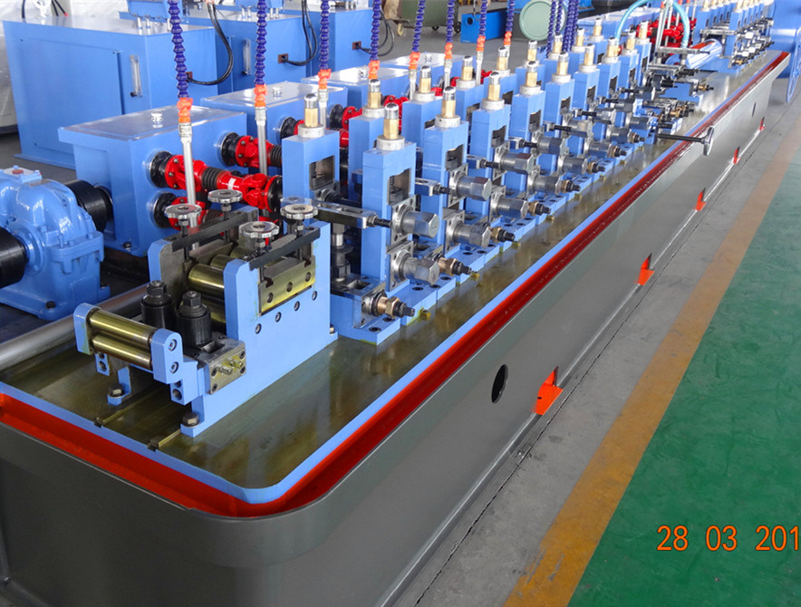 Wg16 High Frequency Pipe Making Machine