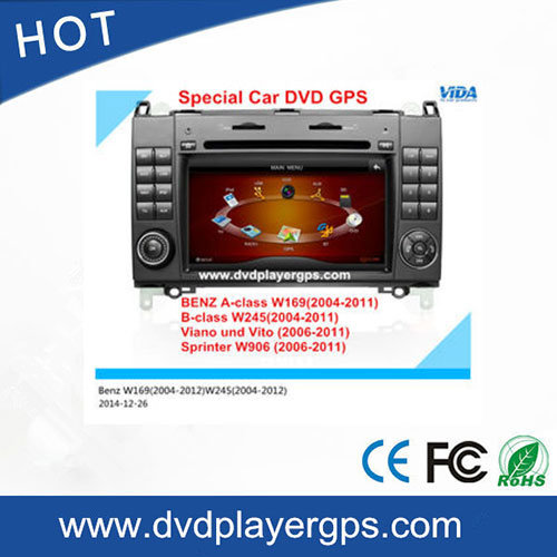 Special Car DVD for Benz a/B-Class W169 (2004-2012) W245 (2004-2012)