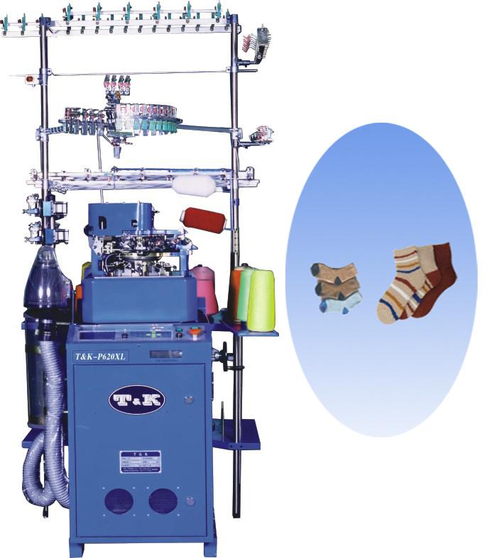 sock making machine