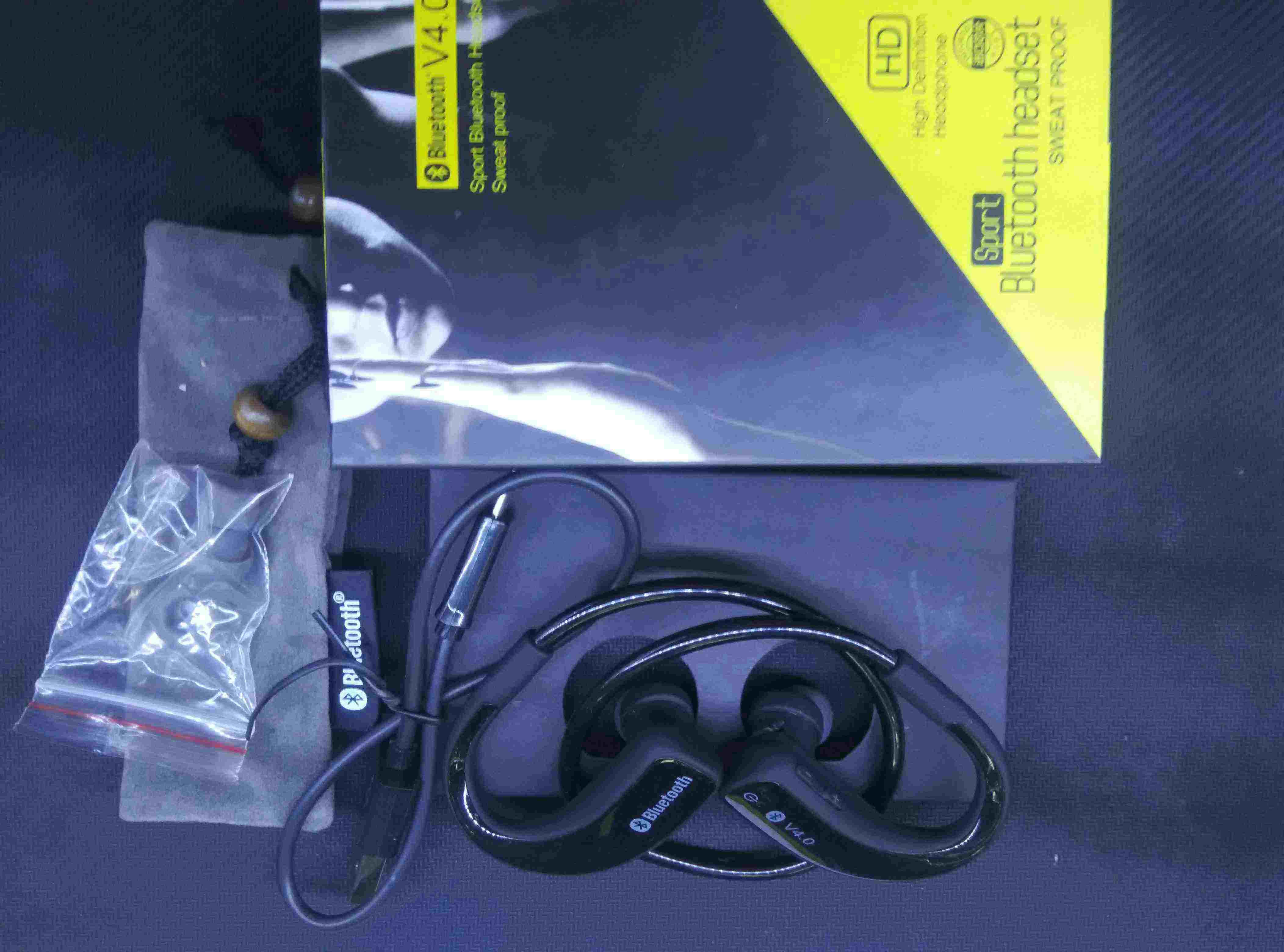 Higi Sm808 Bluetooth Stereo Wireless 4.1 Headphones for Samsung