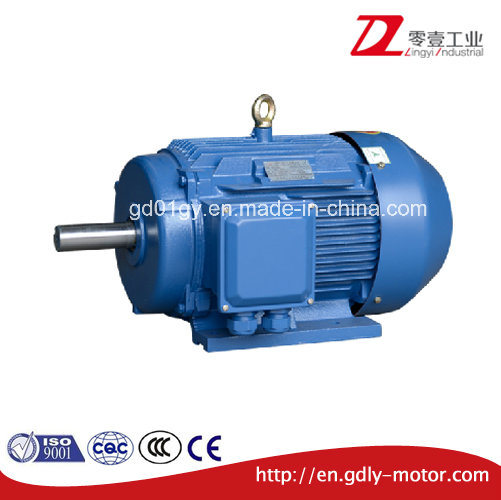 1HP to 500HP Three Phase Asynchronous Electric Motor