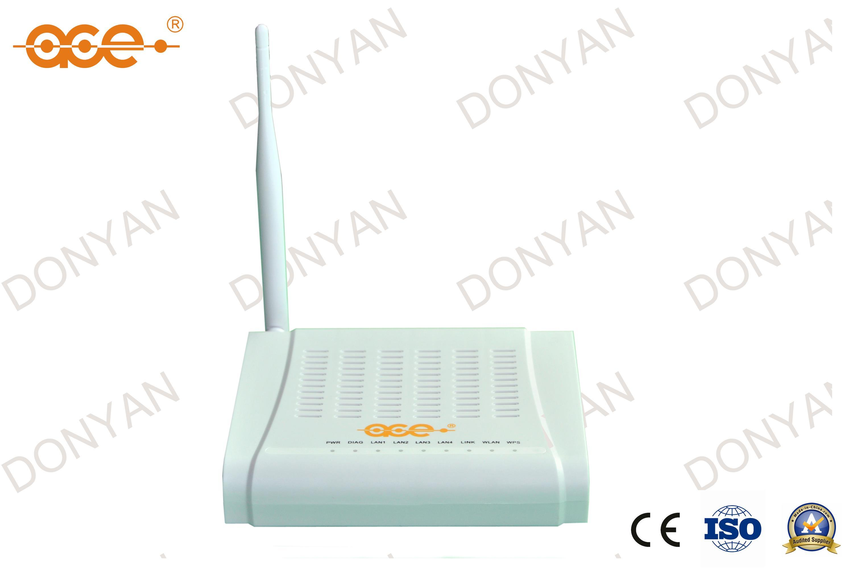 Vista-E10-341 4fe WiFi Eoc Slave