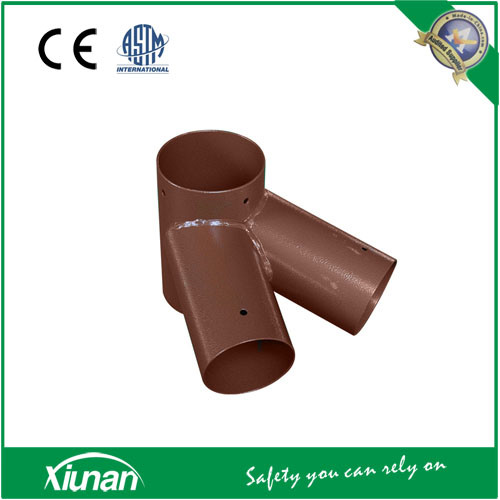 3-Way Round Wooden Swing Frame & Corner Brace