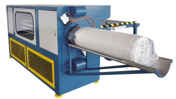 Mattress Roll-Packing Machine Sponge Packing Machinery