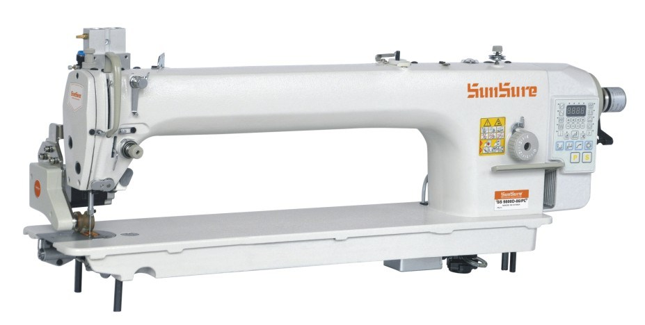 Long Arm Direct Computer Lockstitch Sewing Machine
