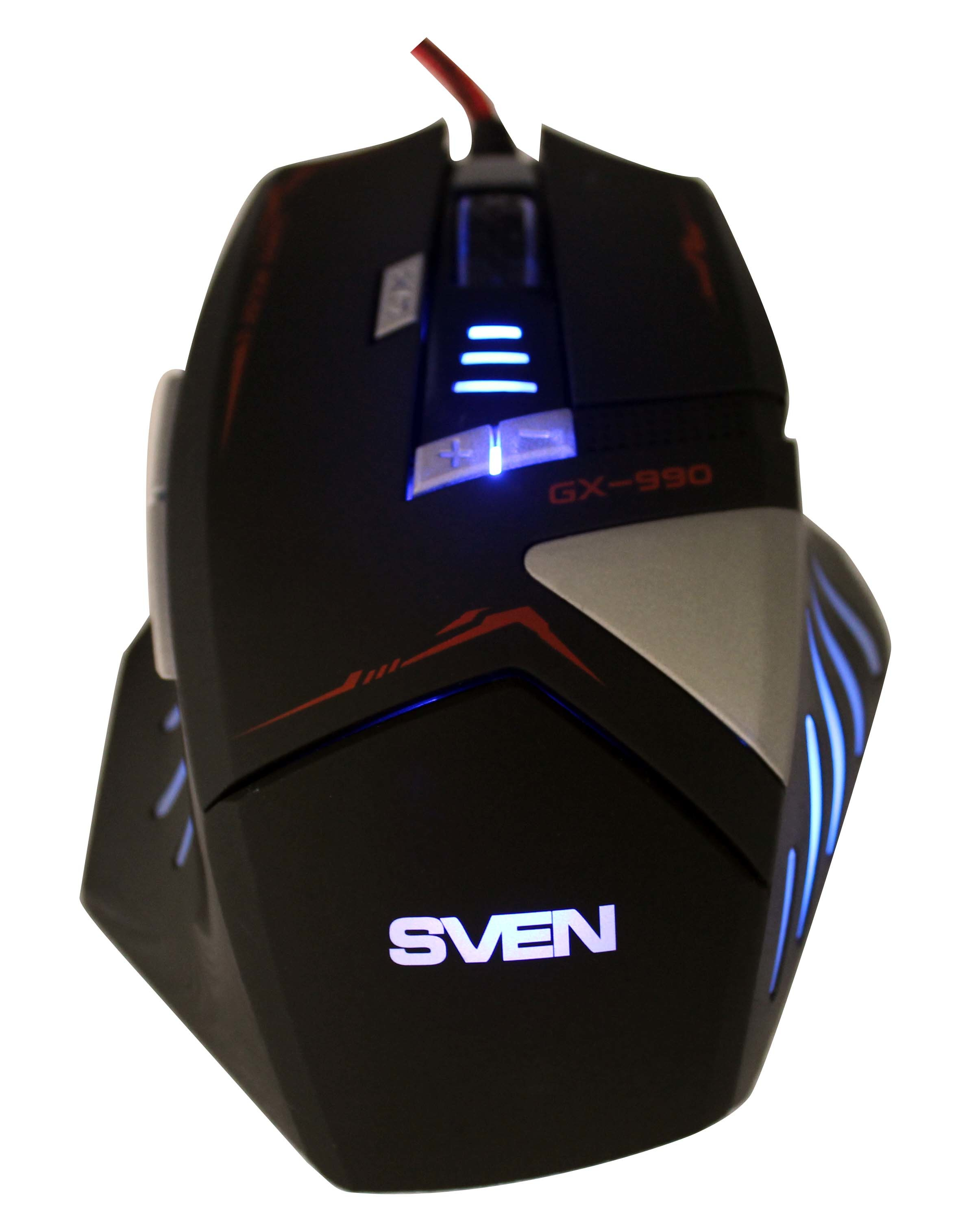 High End Gaming Mouse 8d Button